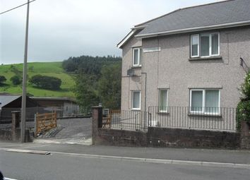 Thumbnail 3 bed semi-detached house for sale in Etna Terrace, Gilfach Goch, Porth