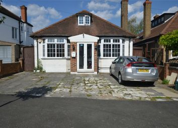 Thumbnail 3 bedroom detached bungalow for sale in Stilecroft Gardens, Wembley, Greater London