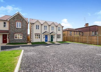 Thumbnail 3 bed semi-detached house for sale in Peache Road, Downend, Bristol