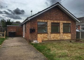 Thumbnail 3 bedroom bungalow to rent in Queens Drive, Brinsley, Nottingham