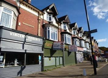 Thumbnail 3 bed flat to rent in Alcester Road South, Kings Heath, Birmingham
