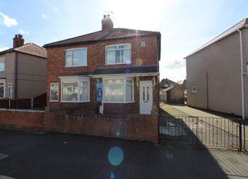 Thumbnail 2 bedroom semi-detached house to rent in Brankin Road, Darlington
