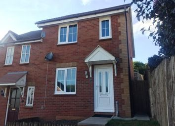 Thumbnail 2 bed semi-detached house for sale in The Willows, Torquay, Devon