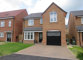 Thumbnail 4 bed detached house for sale in Retreat Place, Pontefract