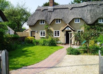 Thumbnail 2 bed cottage to rent in Duke Street, Micheldever, Winchester