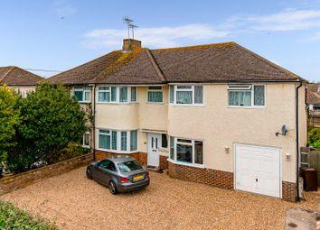 4 bed semi-detached house for sale in North Lane, East Preston, Littlehampton BN16