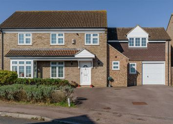 Thumbnail 5 bed detached house for sale in Windsor Close, St. Ives, Huntingdon
