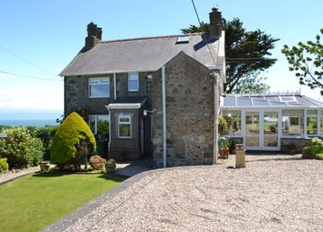 Thumbnail 3 bed country house for sale in Llanbedrog, Pwllheli