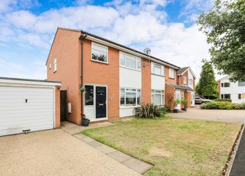 Thumbnail 3 bed semi-detached house for sale in Witter Avenue, Ickleford, Hitchin, England