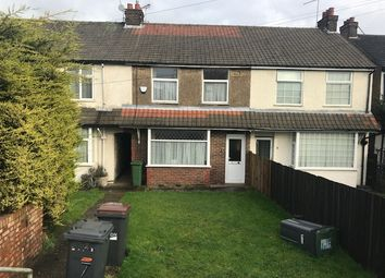 Thumbnail 3 bed terraced house to rent in Skimpot Road, Luton