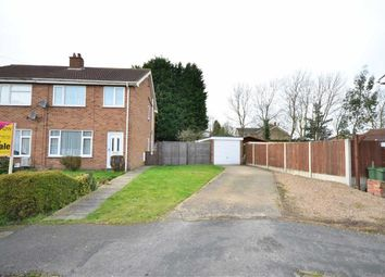 Thumbnail 3 bed semi-detached house for sale in Croft Road, Camblesforth, Selby