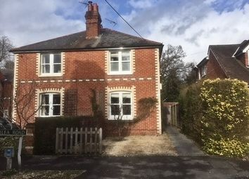 Thumbnail 3 bed semi-detached house for sale in Briarlea Road, Mortimer Common, Reading