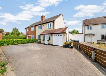 Thumbnail Semi-detached house for sale in Scott Close, West Ewell, Epsom