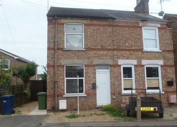 Thumbnail 3 bed semi-detached house to rent in Ramnoth Road, Wisbech