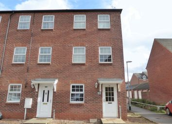 Thumbnail 4 bed terraced house to rent in Mill Bridge Close, Retford