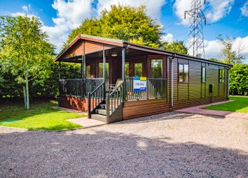 Thumbnail 3 bed mobile/park home for sale in The Firs, Seed Green Lane, Astley Burf