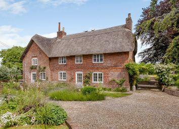Thumbnail 4 bed detached house for sale in Westcourt, Burbage, Marlborough, Wiltshire