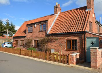 Thumbnail 4 bed cottage for sale in Holly Cottage, Bathley Lane, Little Carlton