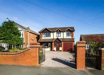 Thumbnail 4 bed detached house for sale in Wood End Road, Wednesfield, Wolverhampton, West Midlands