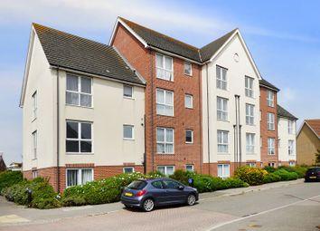 Thumbnail 2 bed flat for sale in Hollist Chase, Wick, Littlehampton