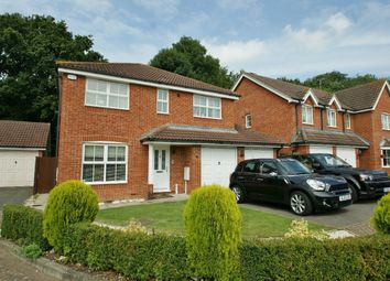 Thumbnail 4 bed detached house for sale in Romsey Close, Willesborough Lees, Ashford, Kent