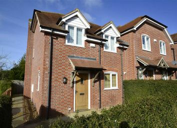 Thumbnail 3 bedroom end terrace house for sale in Cold Ash Hill, Cold Ash, Berkshire