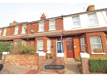 Thumbnail 2 bed terraced house to rent in Winchelsea Road, Eastbourne