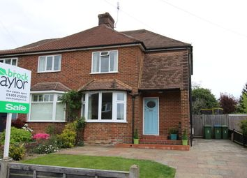 Thumbnail 2 bed semi-detached house for sale in Orchard Road, Horsham