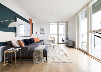 Thumbnail 2 bed flat to rent in Park Heights, 25 Robsart Street, Lambeth, London