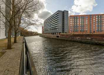 Thumbnail 2 bed flat to rent in The Riverside, Lowry Wharf, Salford