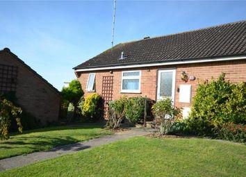 Thumbnail 2 bed detached bungalow for sale in De Vigier Avenue, Saffron Walden, Essex