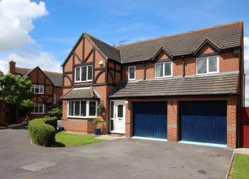 Thumbnail 5 bed detached house to rent in Churchward Close, Grove, Wantage