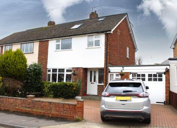 Thumbnail 4 bed property for sale in Pauline Gardens, Billericay