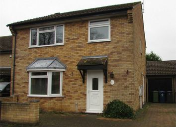 Thumbnail 4 bed detached house to rent in Croftfield Road, Godmanchester, Huntingdon