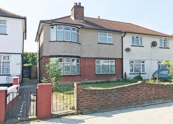 Thumbnail 3 bed semi-detached house for sale in 675 Cranbrook Road, Ilford, Essex