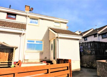 Thumbnail 3 bed end terrace house for sale in Maxwell Court, Lockerbie