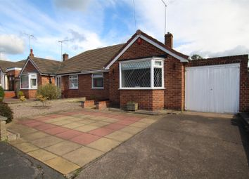 Thumbnail 2 bedroom semi-detached bungalow for sale in Ashford Road, Burton-On-Trent