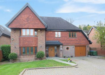 Thumbnail 5 bedroom detached house for sale in Oxshott, Surrey