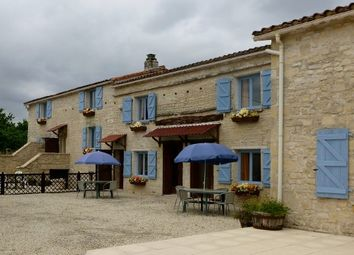 Thumbnail 8 bed town house for sale in Mansle, Charente, France