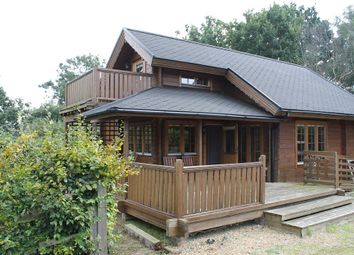 Thumbnail 3 bedroom lodge for sale in Common Road, Pentney, King's Lynn
