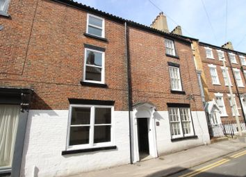Thumbnail 3 bed cottage for sale in Princess Street, Scarborough