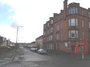 Thumbnail 1 bedroom flat to rent in Ardgay Street, Glasgow