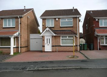 Thumbnail 3 bed detached house for sale in Goode Close, Oldbury