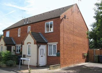 Thumbnail 1 bed end terrace house for sale in Calendula Court, Churchdown, Gloucester