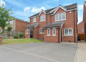 Thumbnail 2 bed town house for sale in Westerton Road, Tingley, West Yorkshire