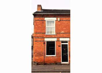 Thumbnail 2 bed end terrace house for sale in Cotmanhay Road, Ilkeston