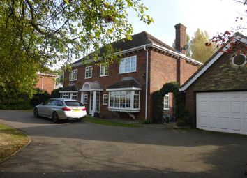 Thumbnail 4 bed detached house to rent in Carters Lane, Wickham Bishops, Witham