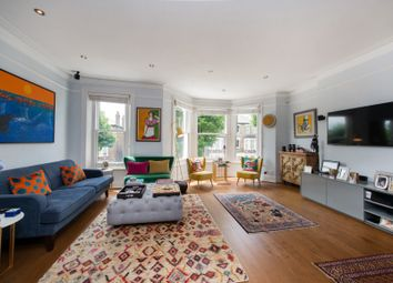 Thumbnail 4 bed flat to rent in Fordwych Road, Shoot Up Hill, London