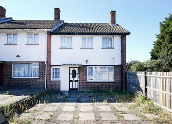 Thumbnail 3 bedroom end terrace house for sale in The Lawns, Upper Norwood