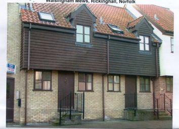 Thumbnail 2 bed terraced house to rent in Walsingham Mews, Rickenhall